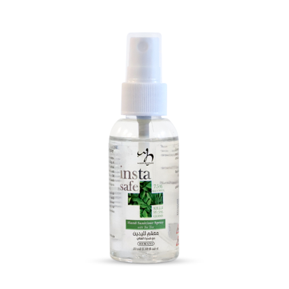 wb by hemani insta safe sanitizer spray