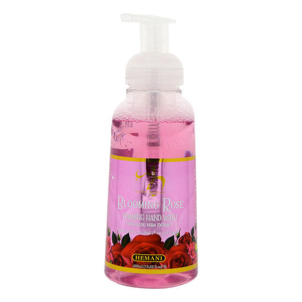 WB by Hemani Foaming Hand Wash Antibacterial With Softening Aloe Vera - Blooming Rose