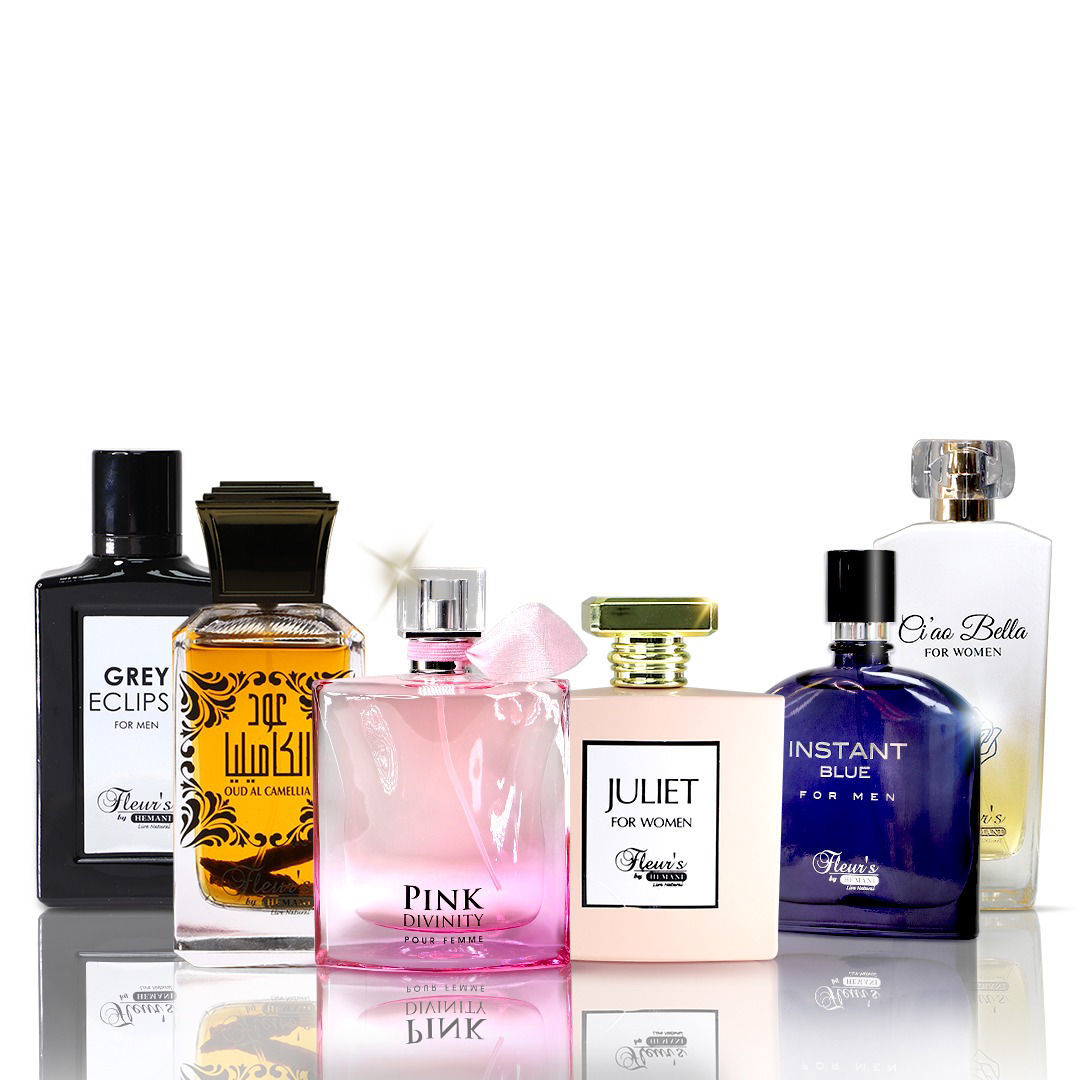 Picture of Fleur's Perfume Mix & Match