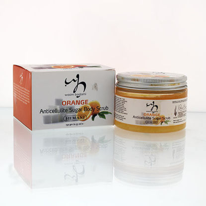 WB by Hemani Orange Anti Celulite Sugar Body Scrub