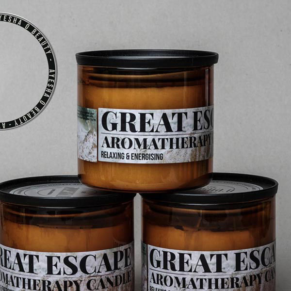 AO - GREAT ESCAPE Aroma Therapy Candle