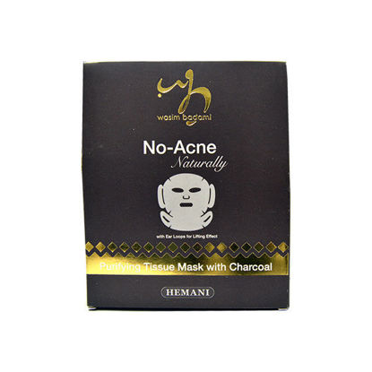 Picture of No Acne Naturally Purifying Tissue Mask