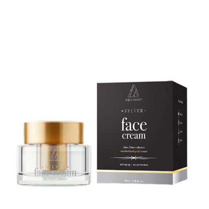 Picture of Sylver Face Cream anti-aging | sun protection (Aijaz Aslam)