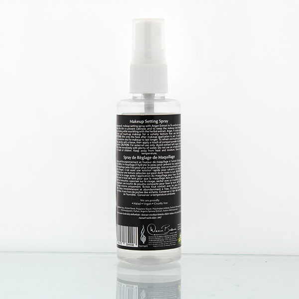wb by hemaniherbal infused beauty makeup setting spray