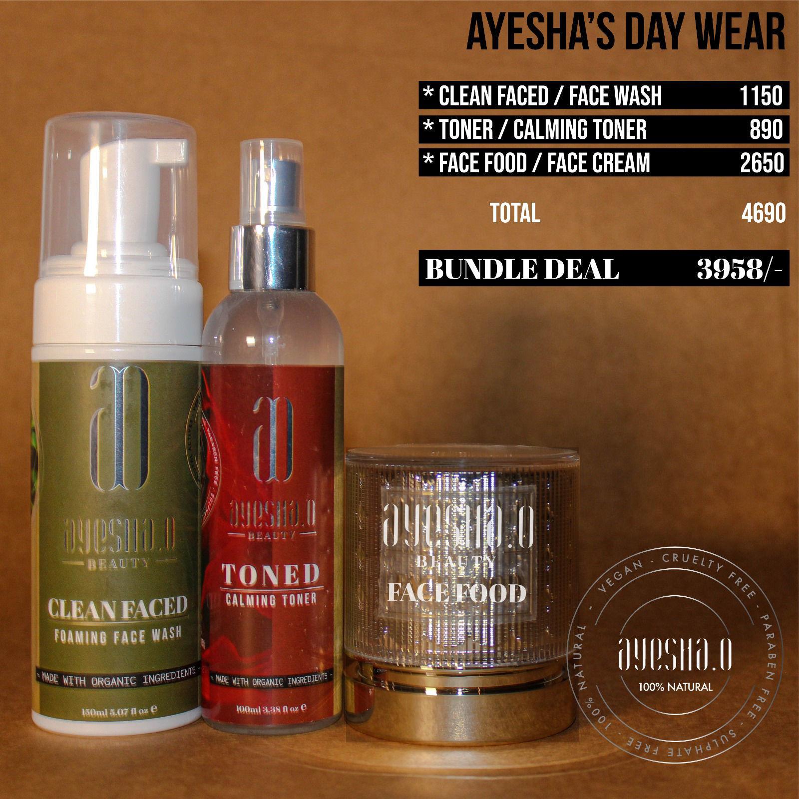 Ayesha's Day Wear