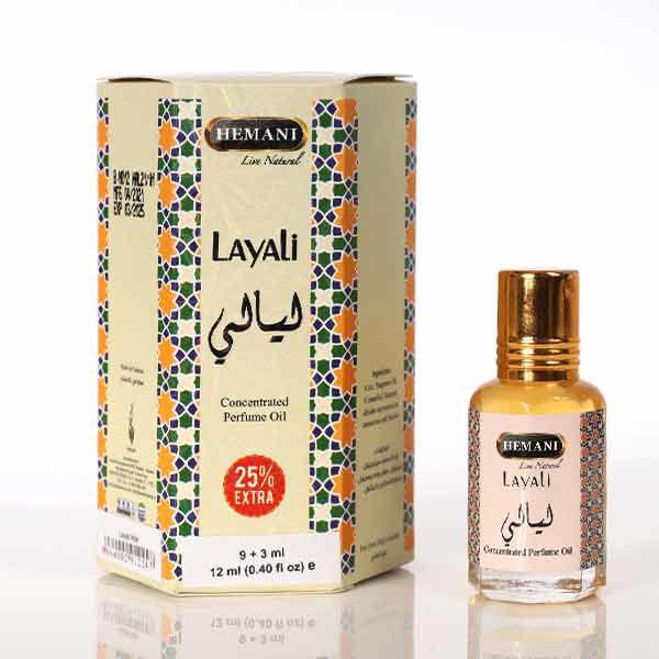 Attar Layali [0%]