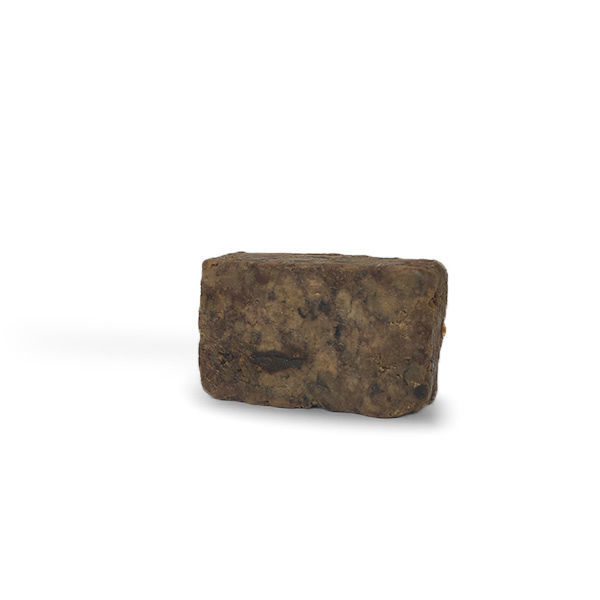 Hand-made African Black Soap