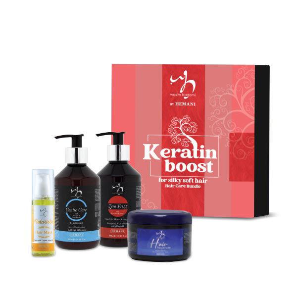WB by Hemani Keratin Boost Hair Care Set