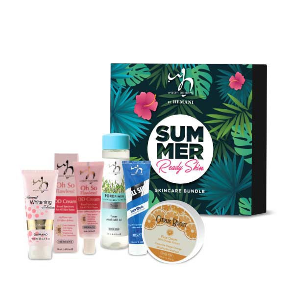 WB by Hemani Summer Ready Skincare Set