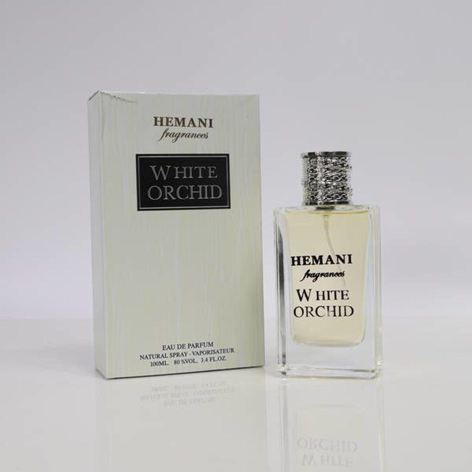 Picture of Hemani White Orchid Perfume 100ml