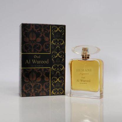 Picture of Hemani Oud Al Wurood Perfume 100ml