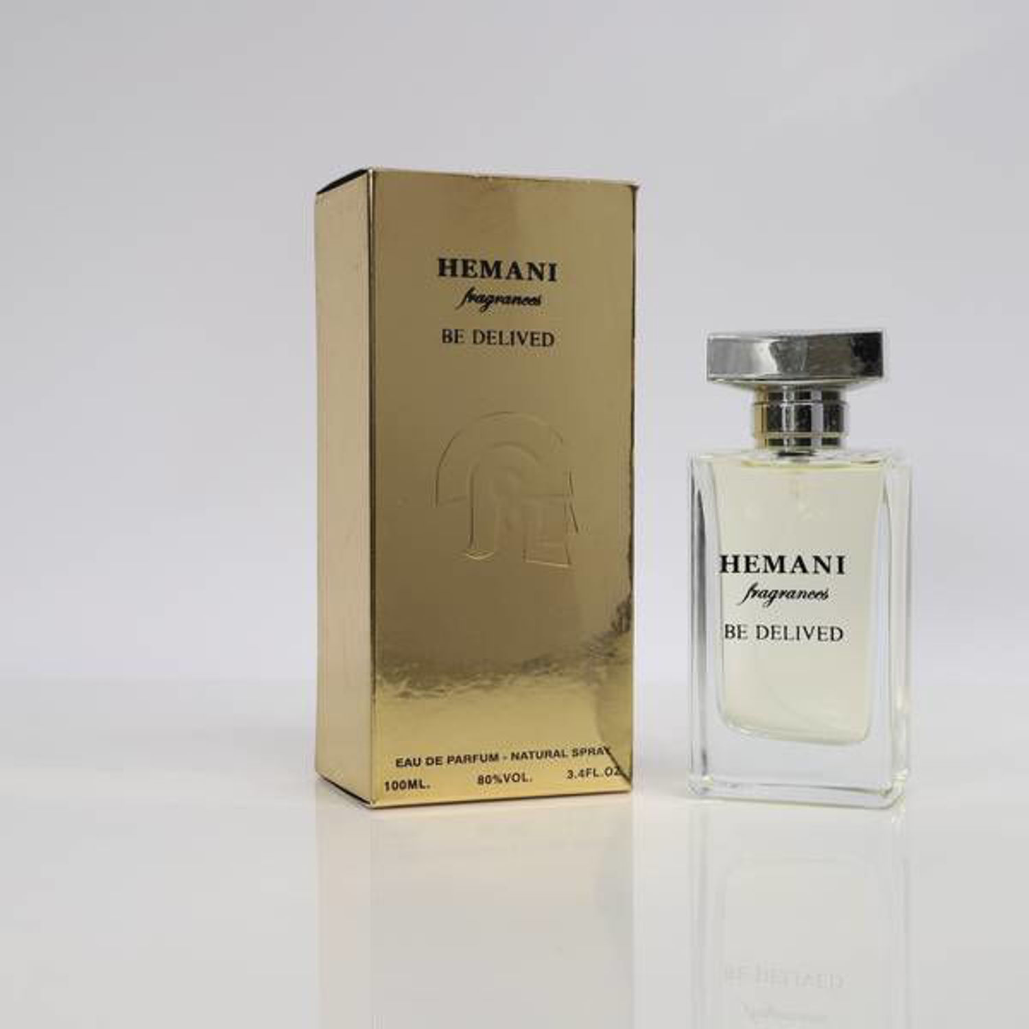 Picture of Hemani BE Delived Perfume 100ml