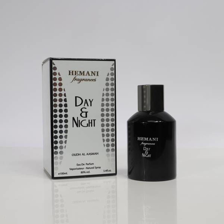 Picture of Hemani Day & Night Oudh Al Aasmah Perfume 80ml