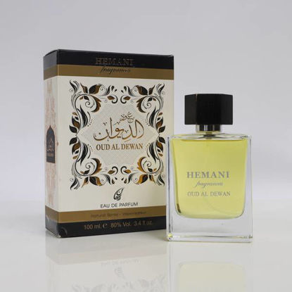 Picture of Hemani Oud Al Dewan Perfume 100ml