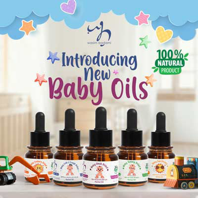 Picture for category Shop Oils For Baby