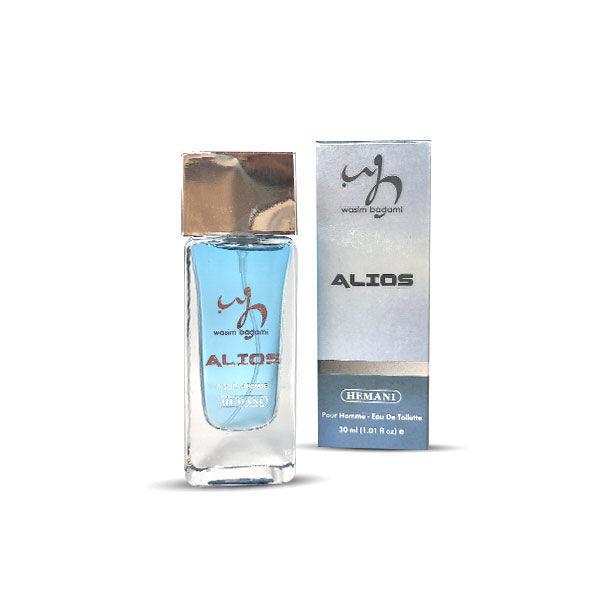 WB by Hemani Alios Mini Perfume for Him