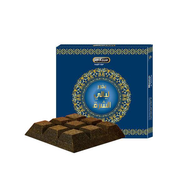 Layali Al Shareek Bakhoor (chocolate)