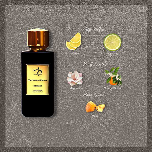 fragrance The Nomad Flower Perfume for Women Notes