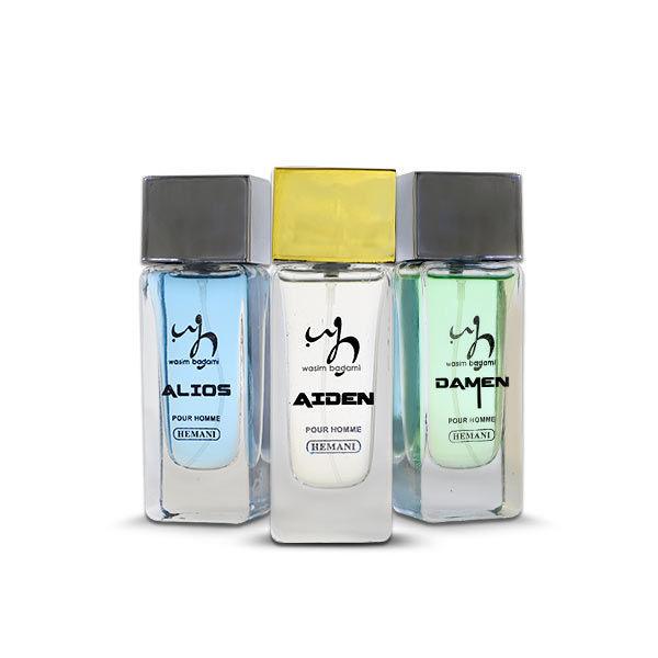 WB By Hemani Mini Perfumes for Him