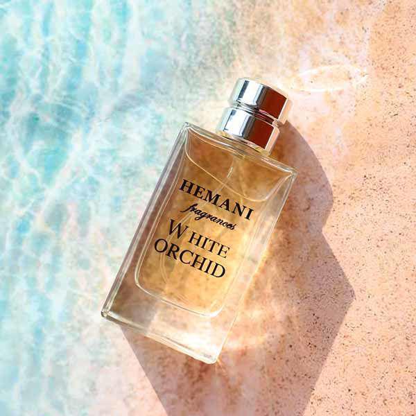 Hemani White Orchid Perfume
