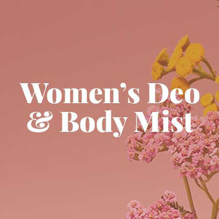 Picture for category Women's Deos & Body Mists