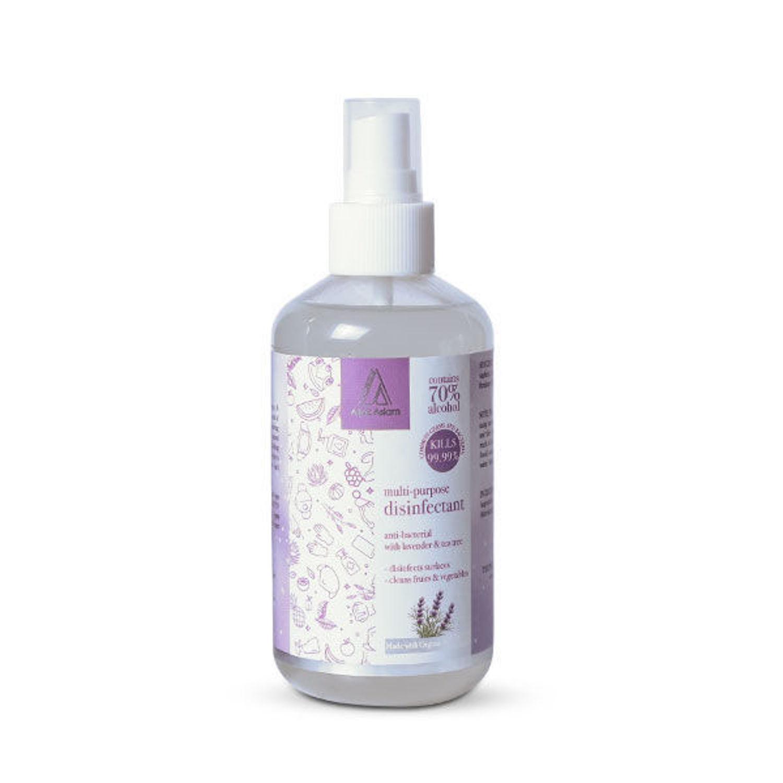 WB by Hemani | Multi Purpose Disinfectant Spray with Lavender & Tea Tree 250ml (Aijaz Aslam)