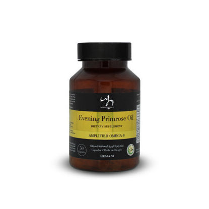 WB by Hemani Evening Primrose Oil Dietary Supplement